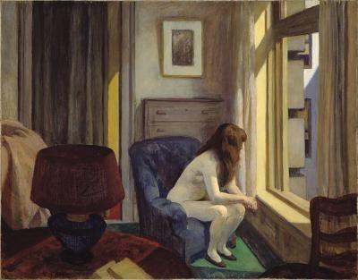 31 Vue Hopper 1926 Eleven AM Hirshhorn Museum & sculpture g