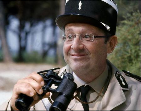 Hollande gendarme