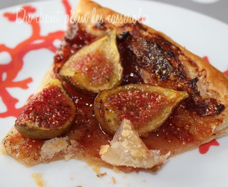 Tarte aux figues0
