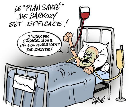 sarkozy hopital deficit sarkostique 1