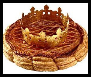 galette des rois frangipane