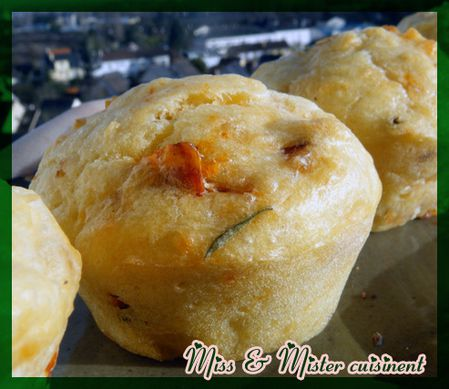 muffins poulet 2