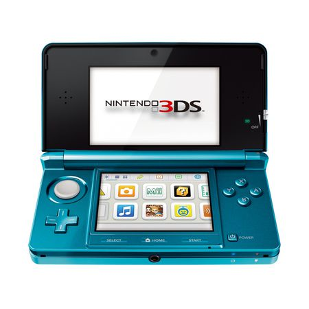 3DS double screen