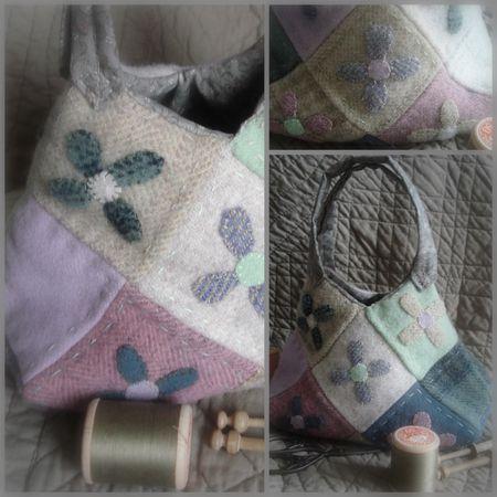 laine feutree