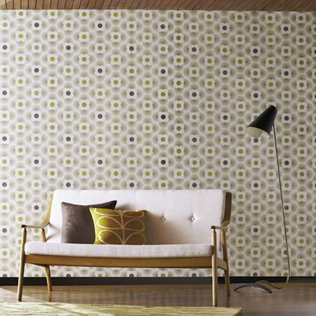 orla kiely papier peint les carnets d 39 atelier de virginie. Black Bedroom Furniture Sets. Home Design Ideas