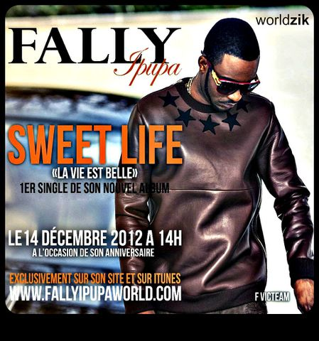 gratuitement le clip video de fally ipupa sweet life