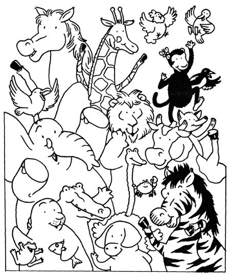 coloriage-animaux
