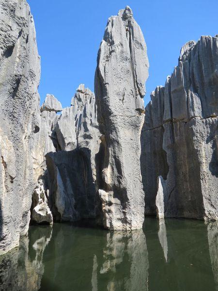 Shilin la forêt de pierres - 06