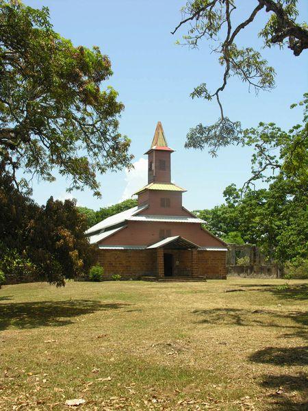Guyane IleSalut Royale Chapelle 2