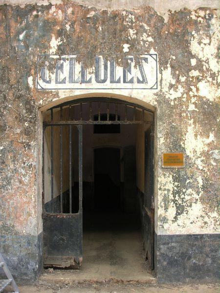 Guyane IleSalut Royale Quartier CondamnésMort2