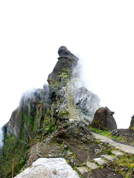 Madere treck Pico Ruivo 16