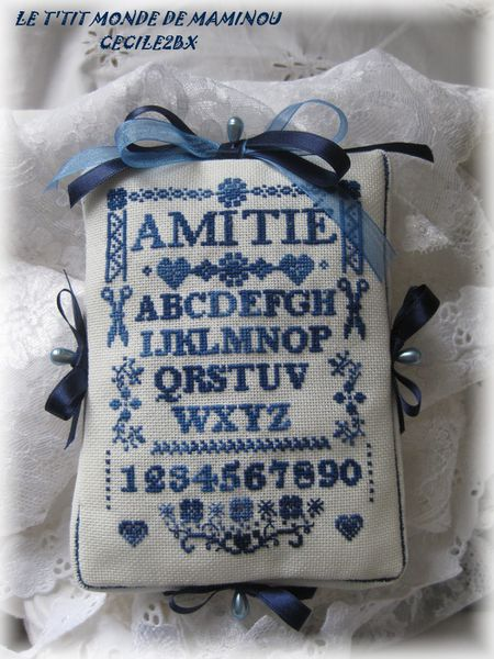 AMITIE CECILE2BX