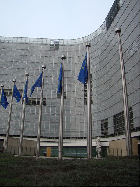 Bruxelles berlaymont commission europeenne3