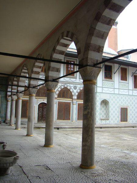 Topkapi Harem_Cour de la sultane validé_Istanbul (12)