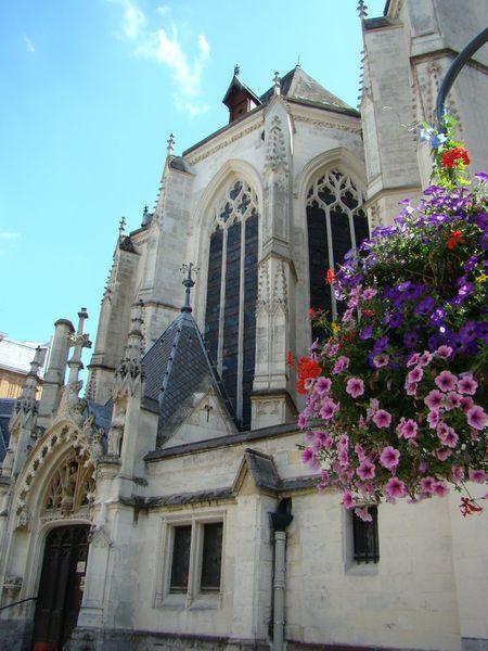Lille-église st maurice