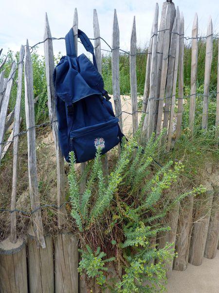 Sainte-Marie - sac à dos accroché