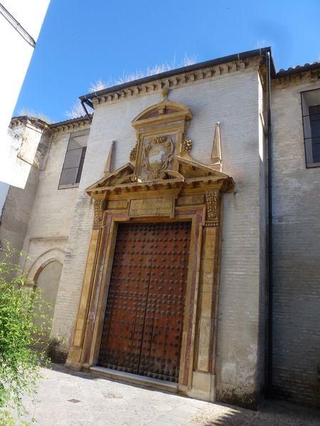 SEVILLA---Couvent-de-Santa-Ines---portail.JPG