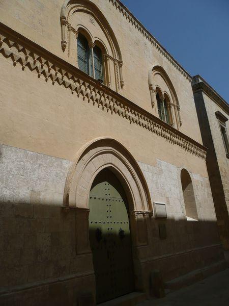 MDINA - Palazzo Falson (2)