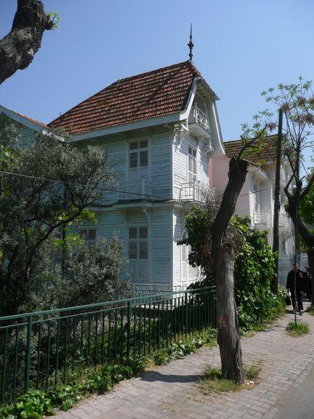 iles aux Princes - Büyükada - maison