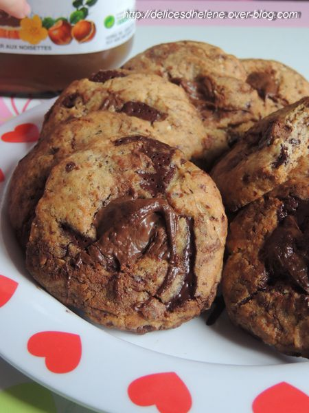 cookies au Nutella (2)