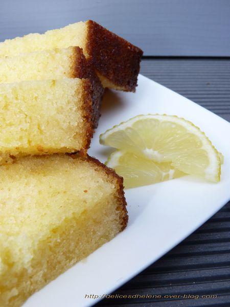 cake au citron de Pierre Hermé (3)