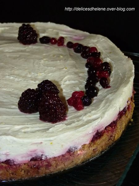 cheesecake aux fruits rouges (3)
