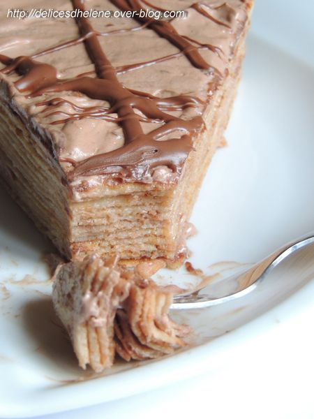gâteau de crêpes au nutella (1)