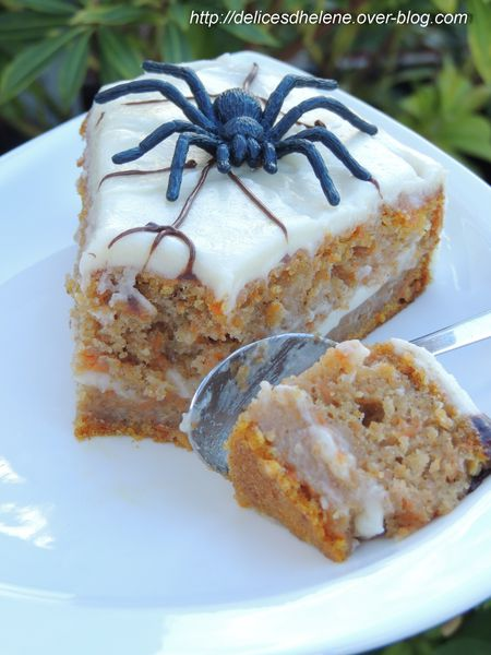 pumpkin cake au cream cheese(4)