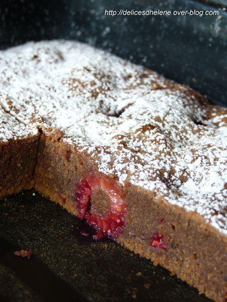 brownie aux framboises (3)