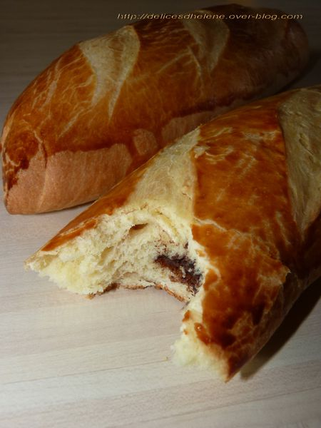 baguettes viennoises fourrées au chocolat (1)