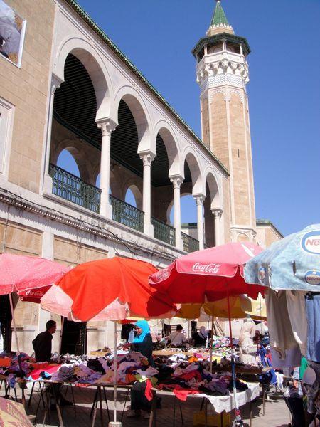 Tunis Mosquée Youssef Saheb Etabaa (6)