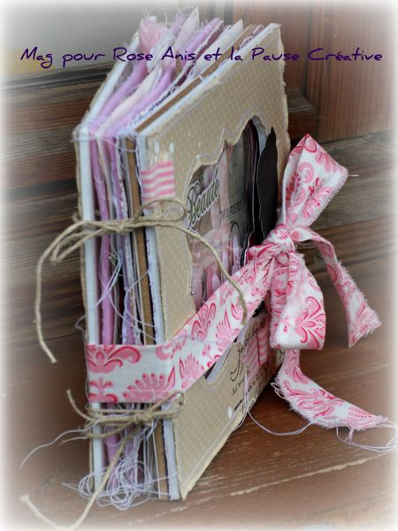 album kit shabby la tranche