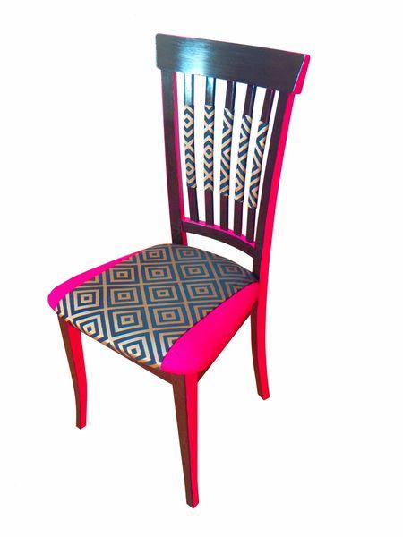 Chaise métisse profil détouré