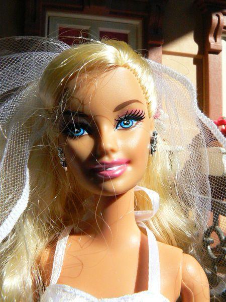 Barbie mari e poup es corolle - Barbie mariee ...