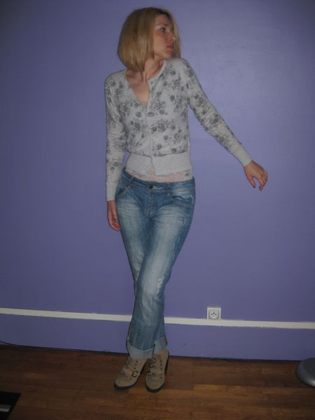 gilet fleuri new look (2)