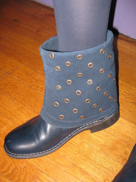 Boots oeillets (1)