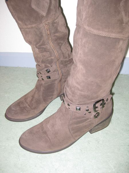 bottes cloutees taupe (6)