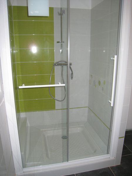fermeture douche et clairage gedeo web. Black Bedroom Furniture Sets. Home Design Ideas