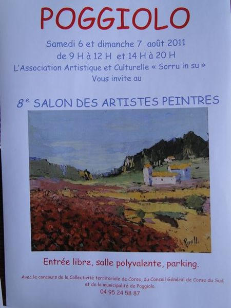 salon peintres 2011