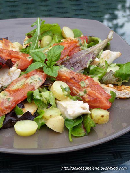 salade de poulet à l'italienne (1)