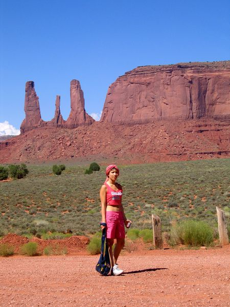 Monument Valley W Charline