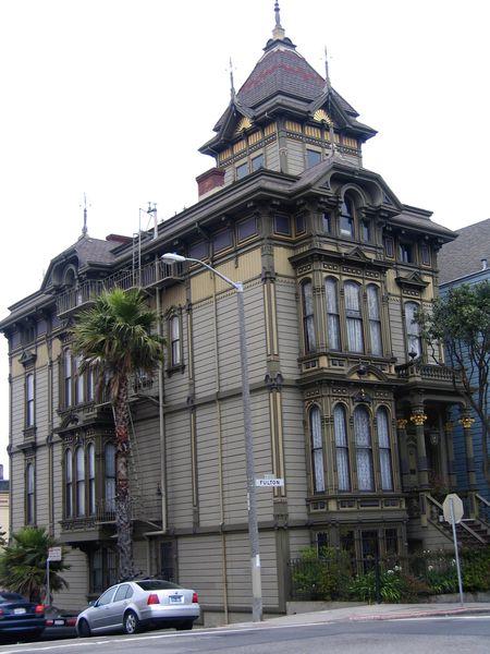 San Francisco Prescott Street maison 2
