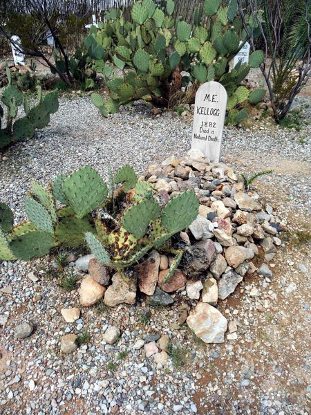 Tombstone Boothill Graveyard 2b