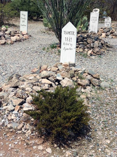 Tombstone Boothill Graveyard 4b