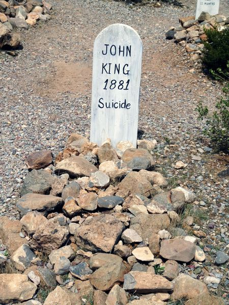 Tombstone Boothill Graveyard 6