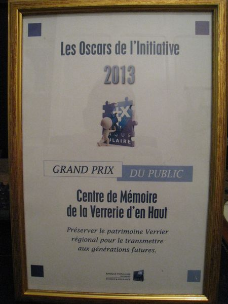 trophee oscar initiative