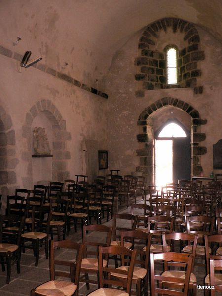 Eglise st Maurice de Moissanes 87.