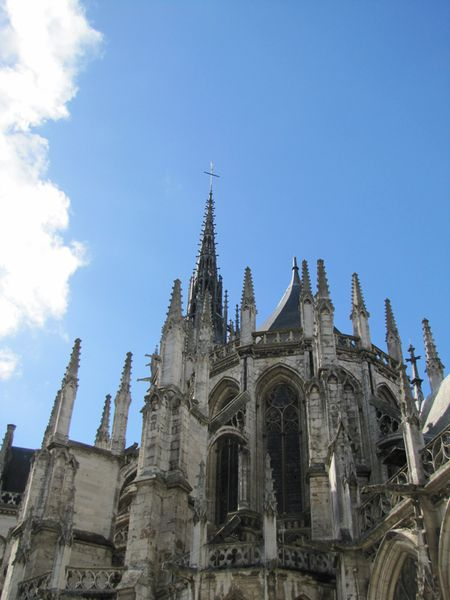 evreux cathedrale