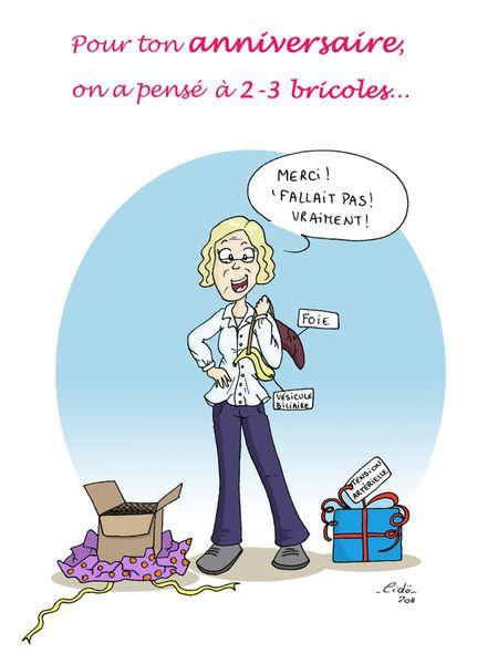 Joyeux Anniversaire Belle Moman Le Blog Bd De Cido