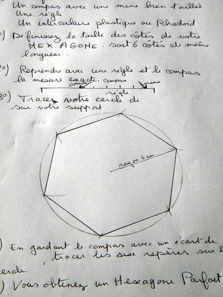 01 FICHE TECHNIQUE GABARIT HEXAGONE